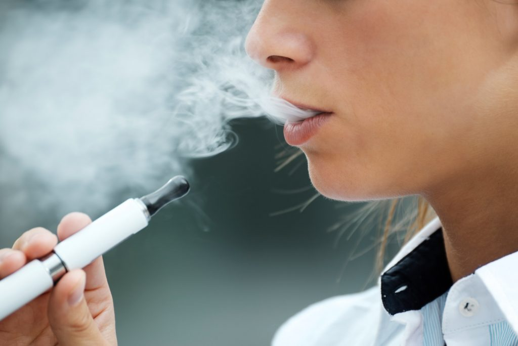 Why do a lot of people vape